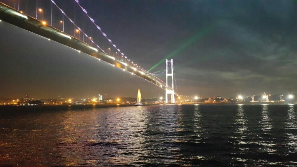 ULSAN BRIDGE (​WIND RESISTANCE DESIGN & CABLE DAMPERS)